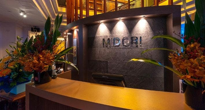 Midori Teppanyaki & Bar
