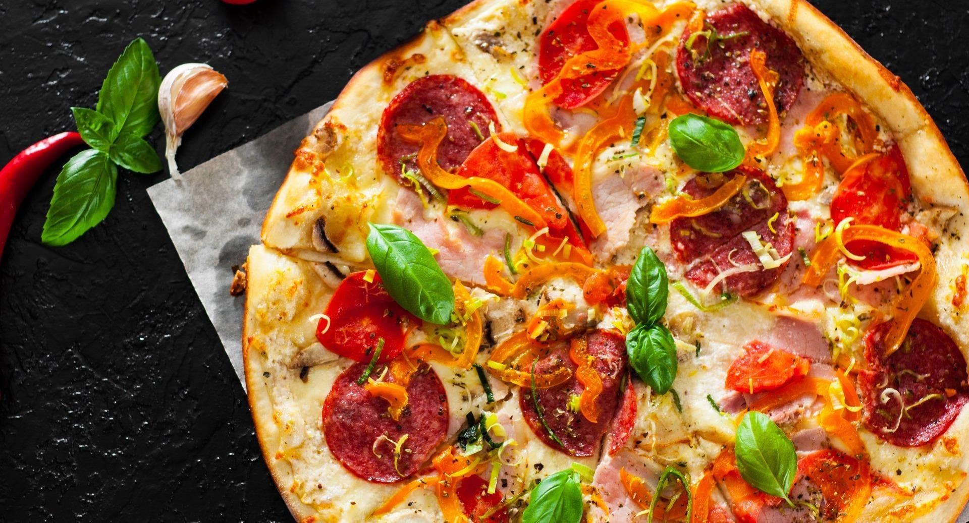Vero Bio Pizzeria 1180