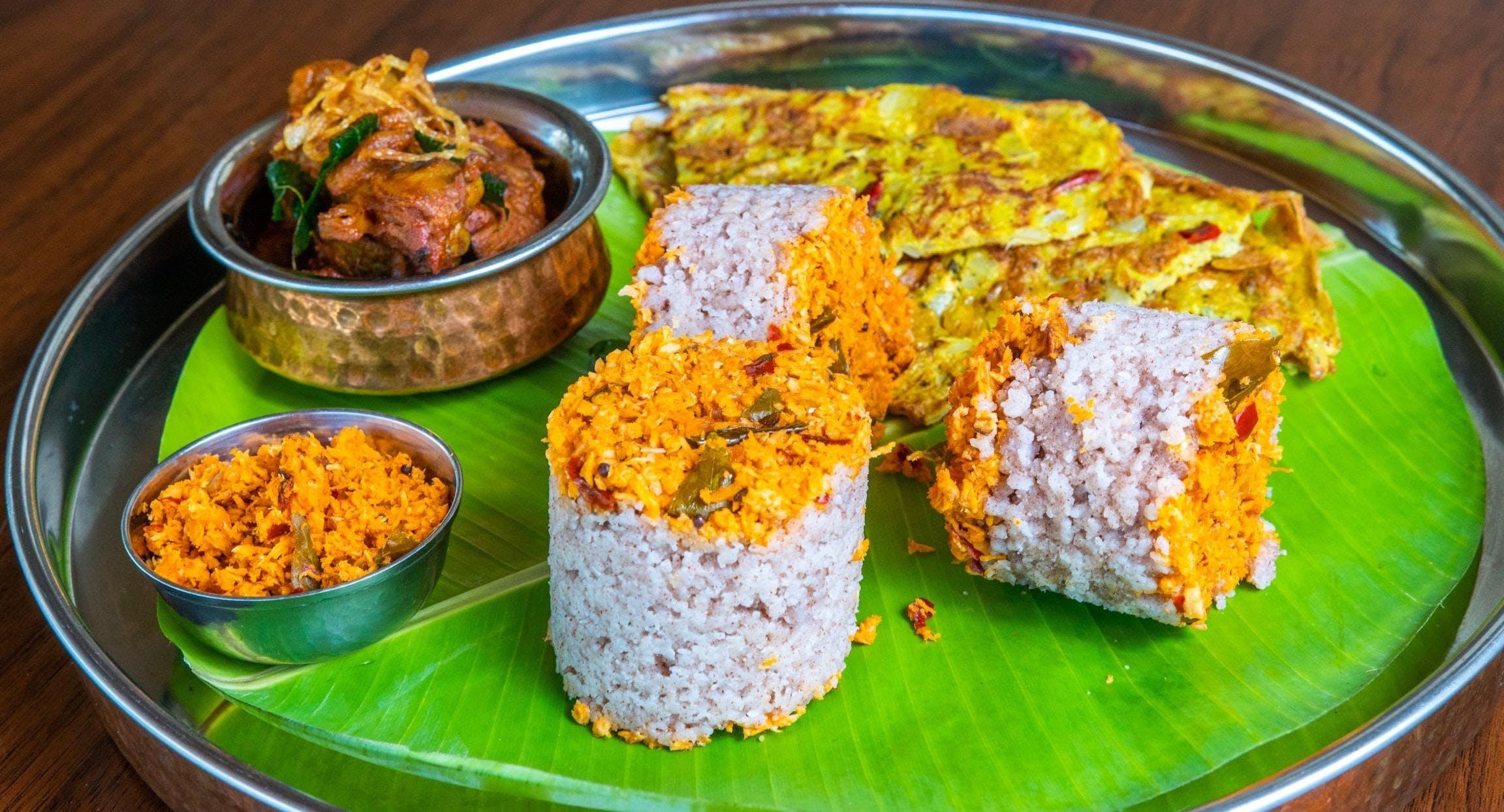 Virundhu Street Kitchen