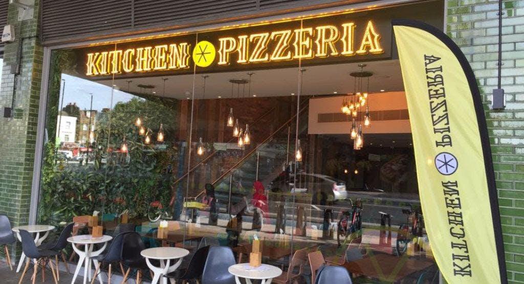 Kitchen Pizzeria