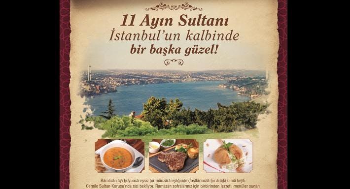 Cemile Sultan Korusu - Hünkar Köşk Restaurant