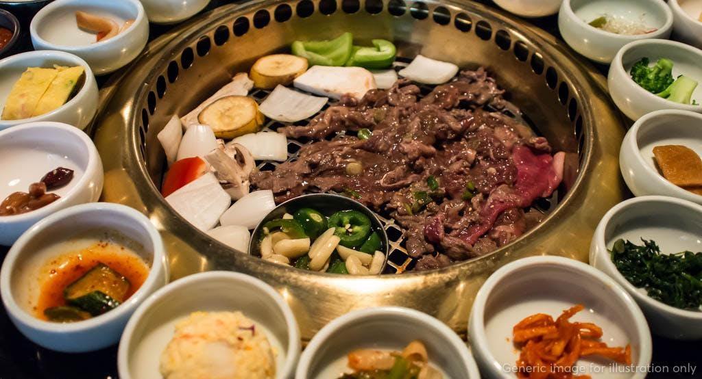 Ssikkek Korean Grill BBQ