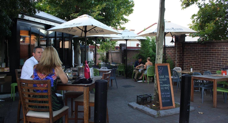 Village Lane Cafe & Wine Bar Sydney image 3