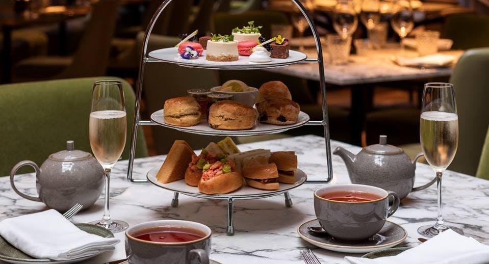Afternoon Tea at 11 Cadogan Gardens London image 2