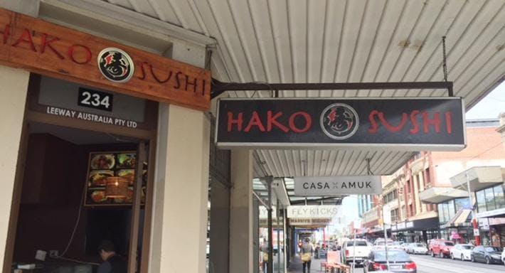 Hako Sushi Melbourne image 2