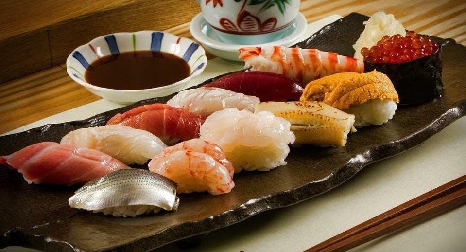 Sushi Jiro @ Marina Mandarin Singapore image 3