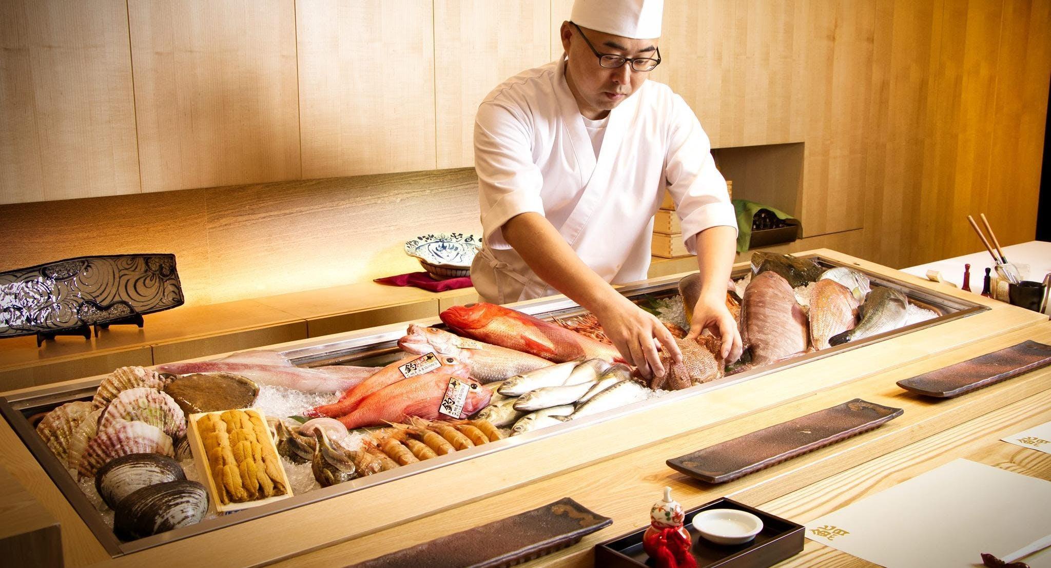 Sushi Jiro - Parkroyal @ Marina Bay