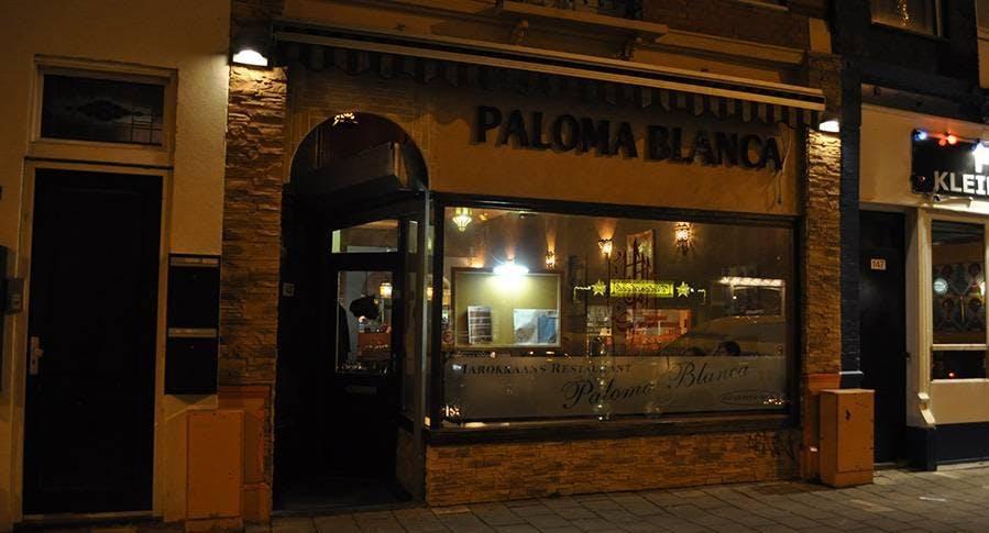 Restaurant Paloma Blanca