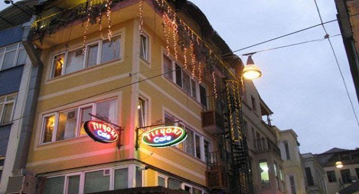 Tiryaki Cafe Kadıköy