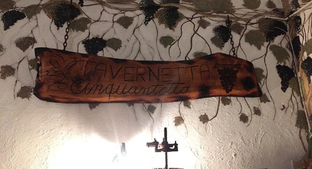 Tavernetta Cinquantotto