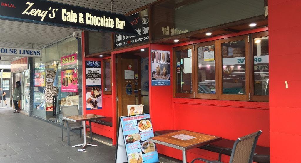 Zeng's Cafe & Chocolate Bar Sydney image 1