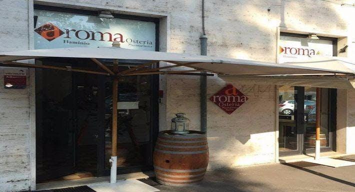 Aroma Osteria Flaminio Rome image 3