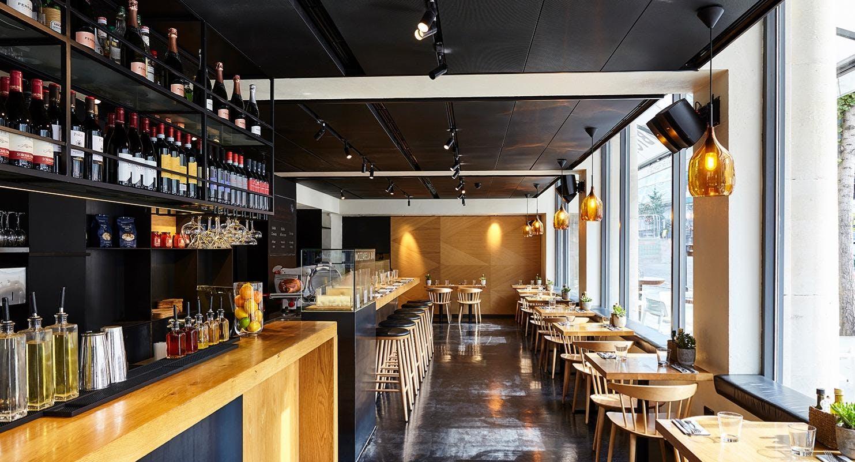 Obica Mozzarella Bar - Poland Street