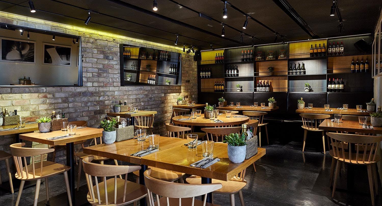 Obica Mozzarella Bar - Poland Street London image 1