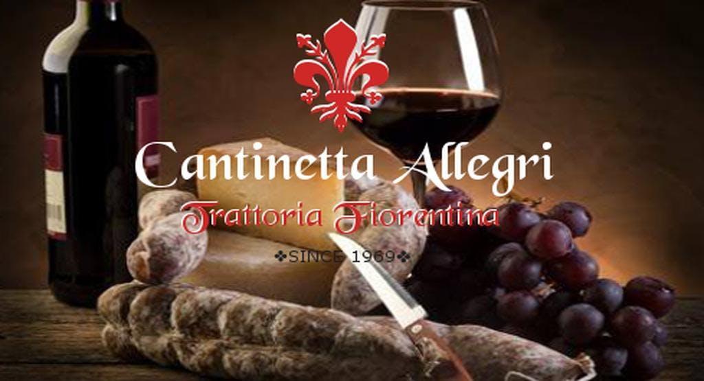 Trattoria Cantinetta Allegri Firenze image 1