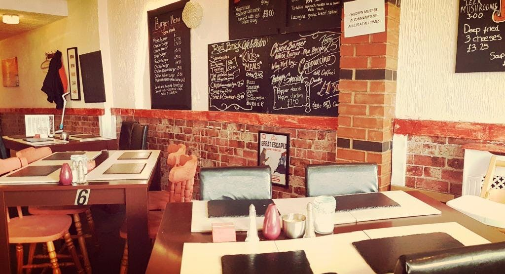 Red Brick Cafe & Bistro Blackpool image 1