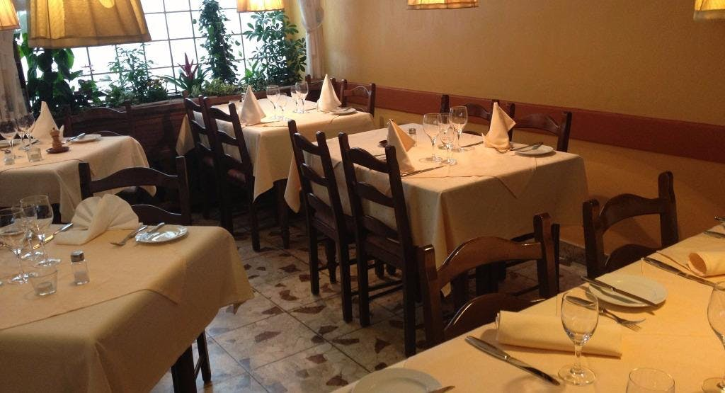 Restaurant Oase Uno