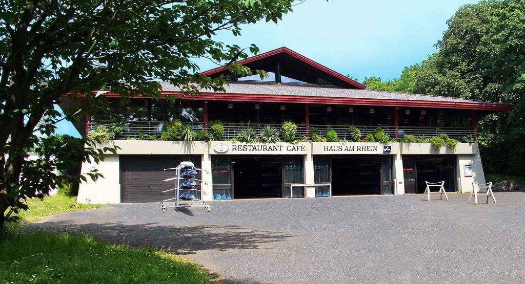 Haus am Rhein