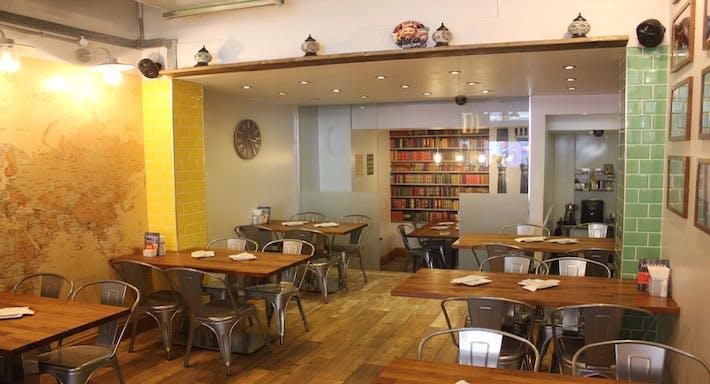 Lokkanta Meze & Barbeque London image 1