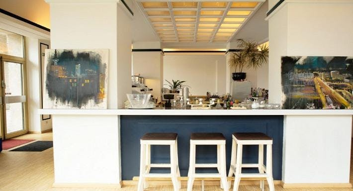 Saaldeck Cafe & Bar