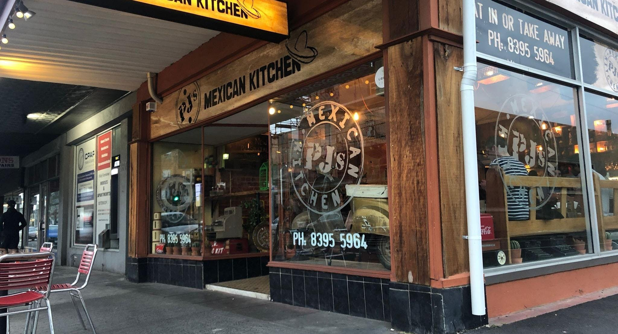 PJ's Mexican Kitchen - Northcote