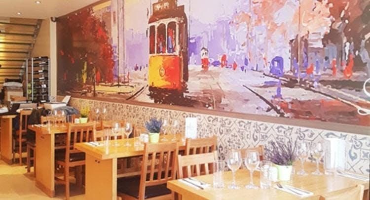 The Adega Restaurant & Tapas Bar