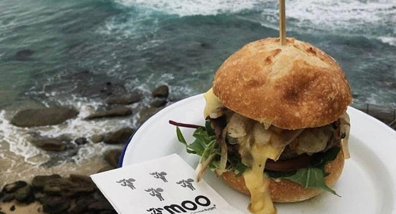 Moo Gourmet Burgers Manly