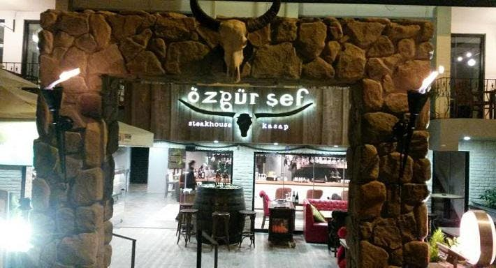 Özgür Şef Steakhouse / Caddebostan