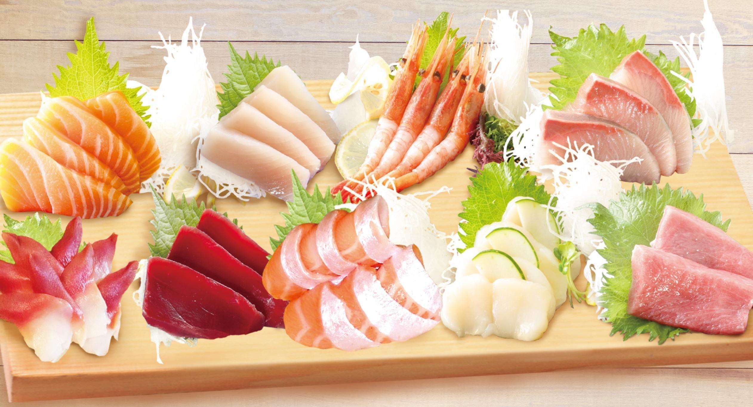 Hokkaido Katsu Sushi 北海道活壽司