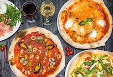 Restaurant Salento Restaurant Pizzeria and Bar in Poplar, London