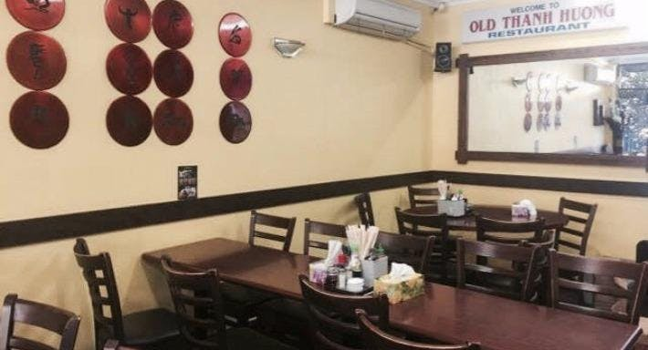 Old Thanh Huong Restaurant