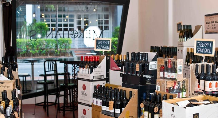Merchants Wine Cellar - Duxton Road