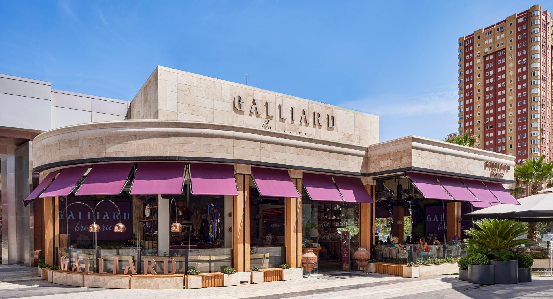 The Galliard Metropol