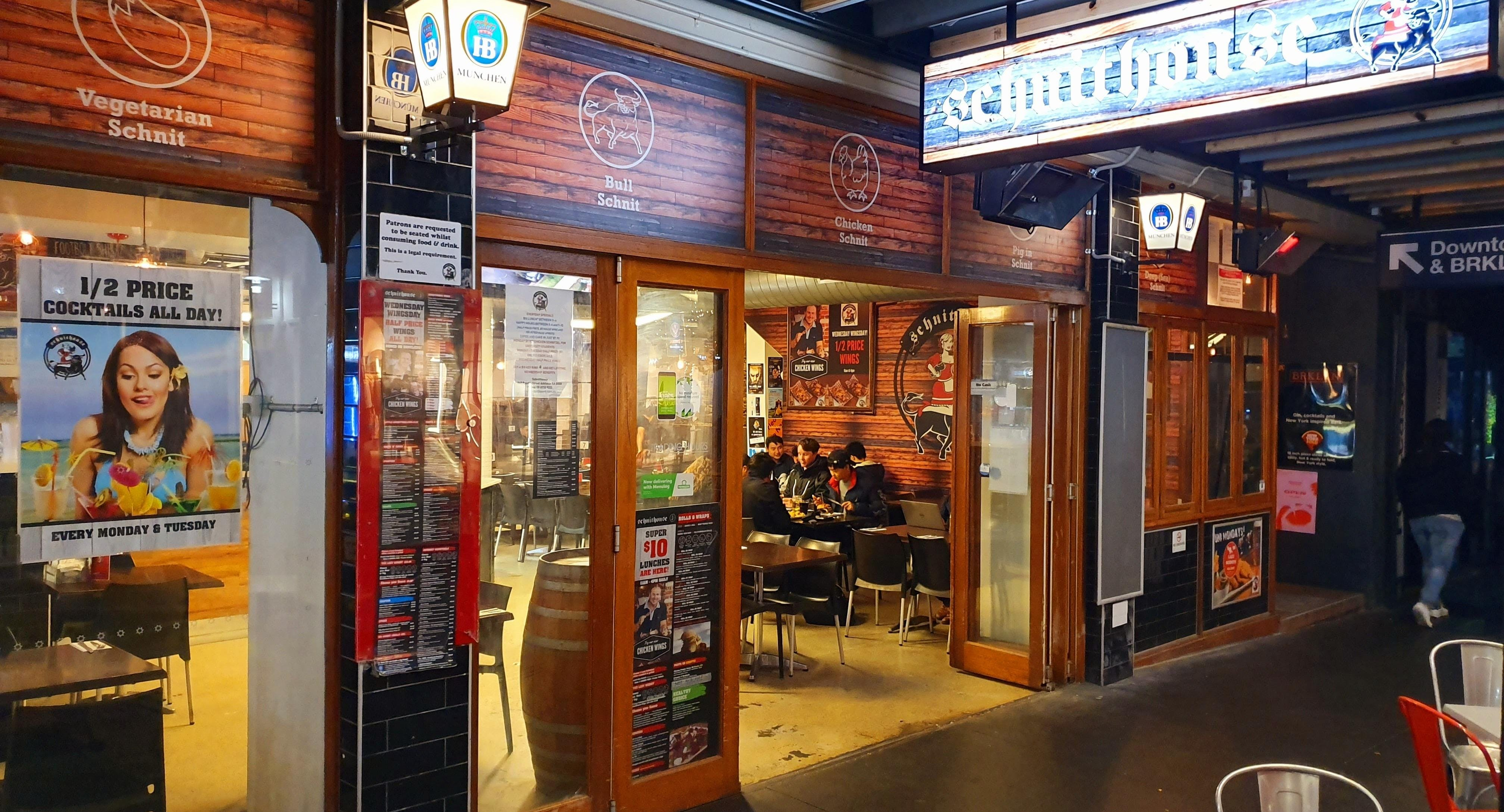 Schnithouse - Rundle Street