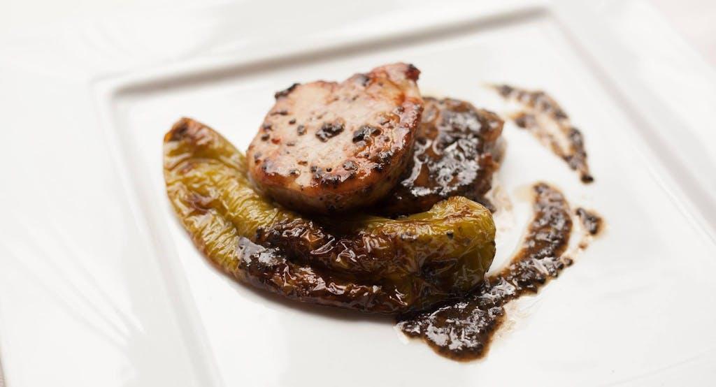 Tournedos di sanato di Fassona cotto in salsa al tartufo - Fonte: Quandoo