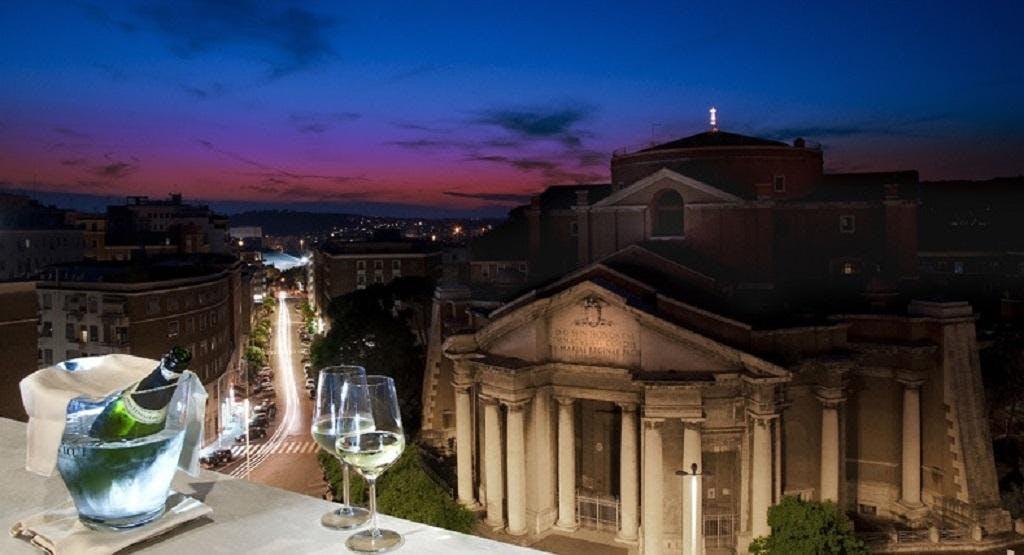 GaetanoCosta Le Roof Roma image 1