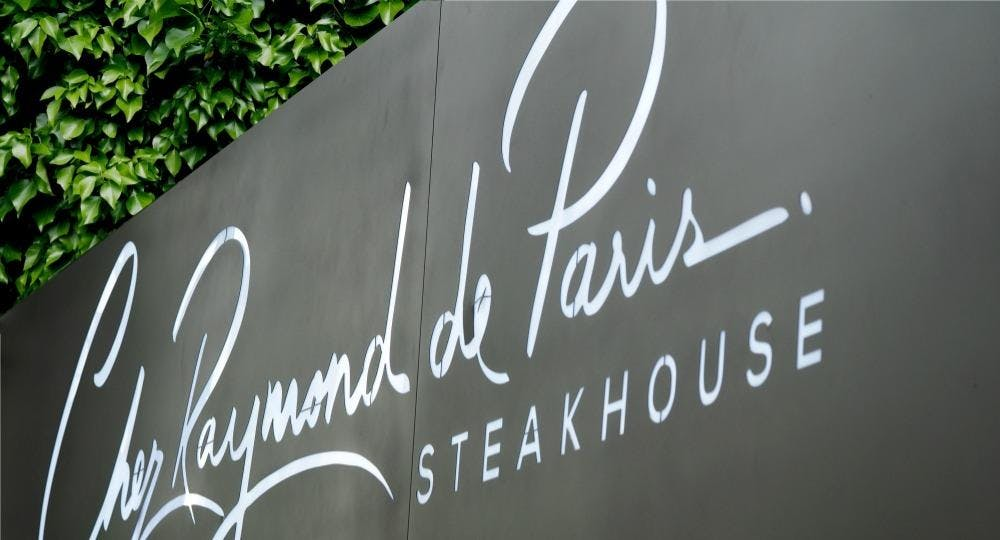 Chez Raymond de Paris Hong Kong image 1