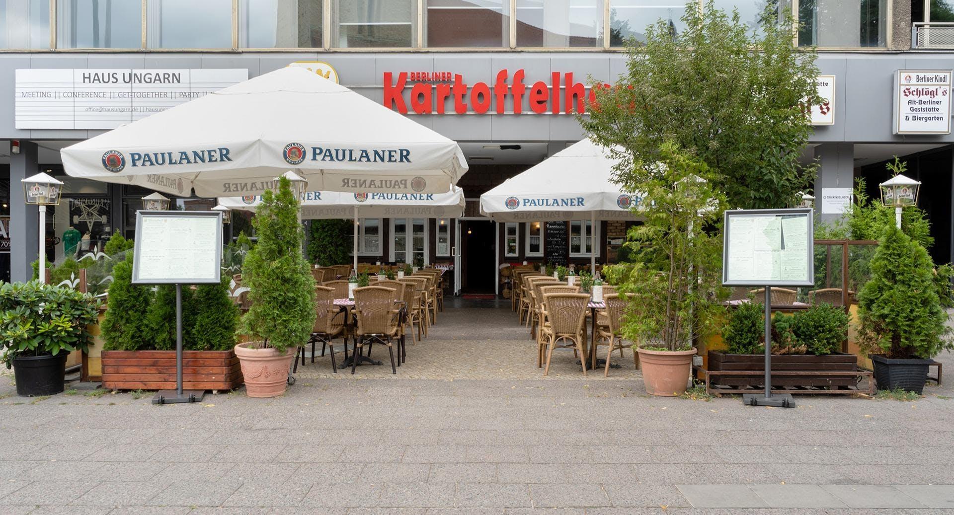 Berliner Kartoffelhaus Berlin image 1