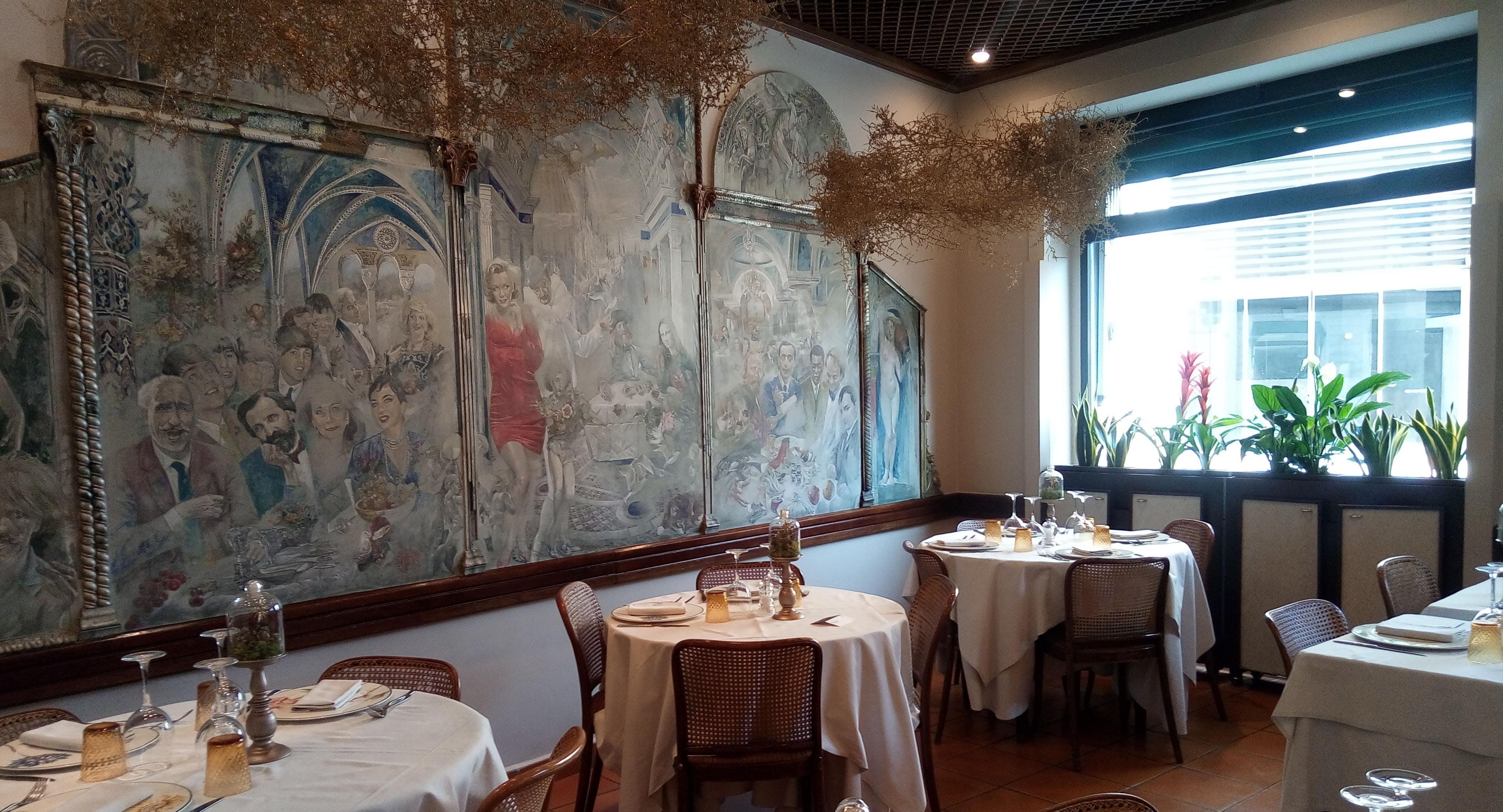 Da Marino Al Conte Ugolino Milan image 2