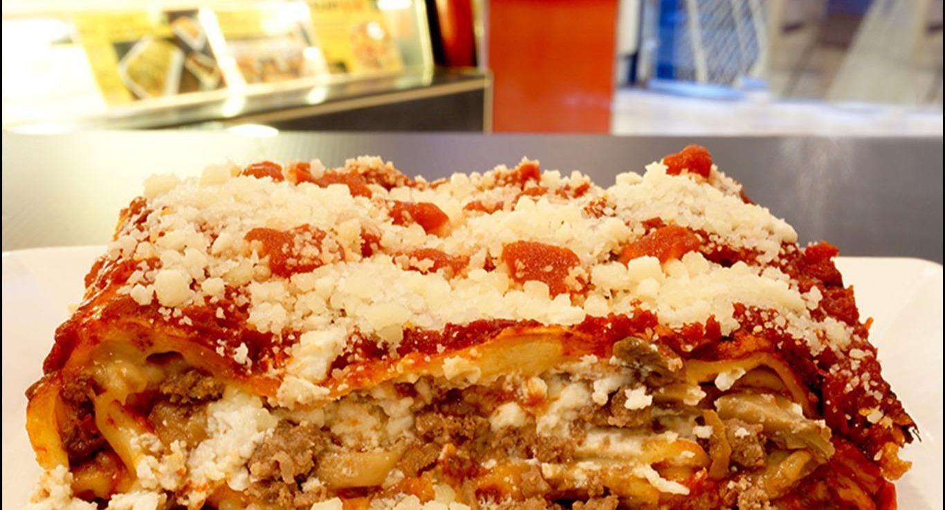 Super Dario Lasagne