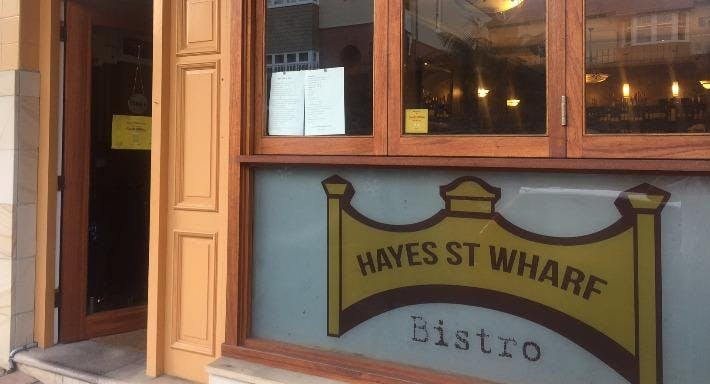 Hayes St Wharf Bistro