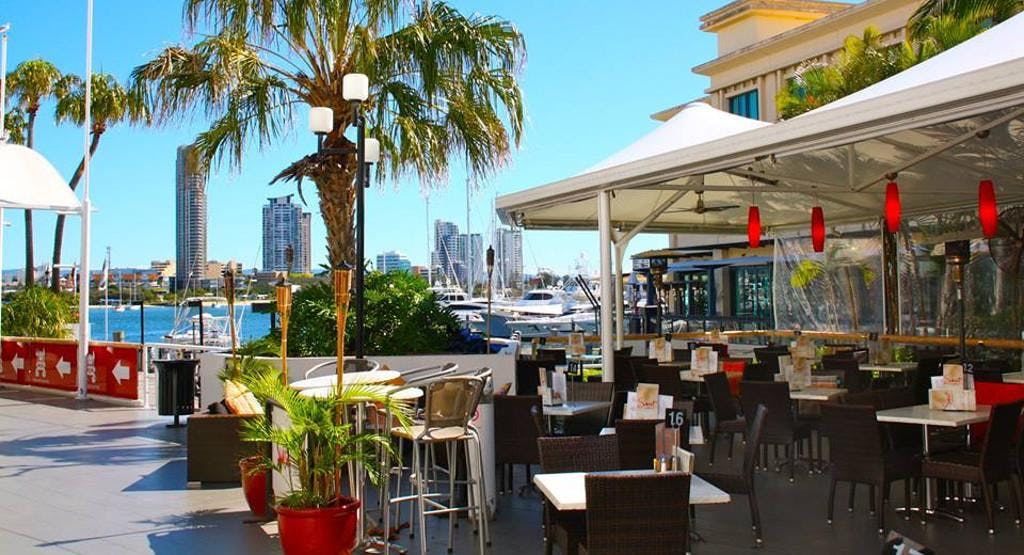 Sunset Waterfront Bar & Grill