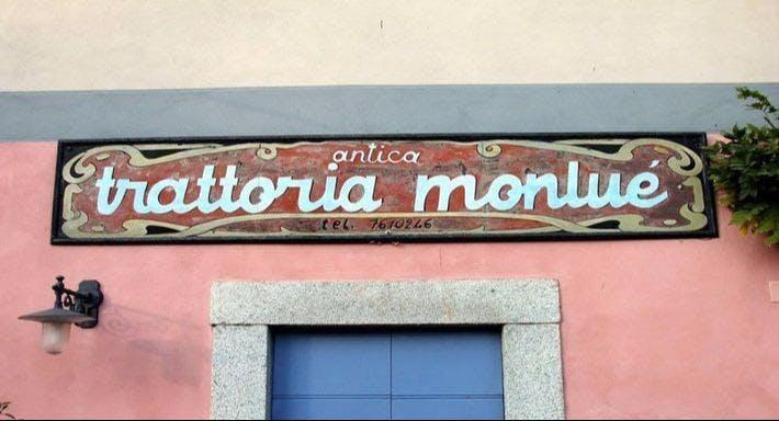 Antica Trattoria Monlué Milano image 2