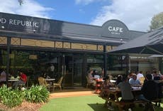Restaurant The Food Republic Cafe in Blackburn, Melbourne