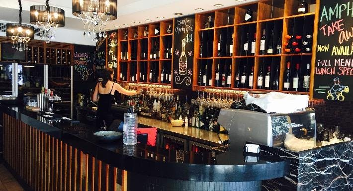 Amphoras Bar & Bistro
