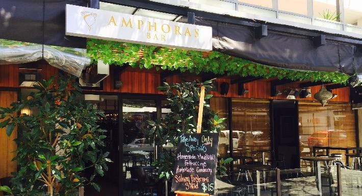 Amphoras Bar & Bistro Perth image 4