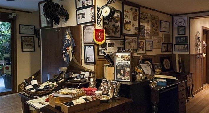 Maria's Etiler Restaurant Istanbul image 3