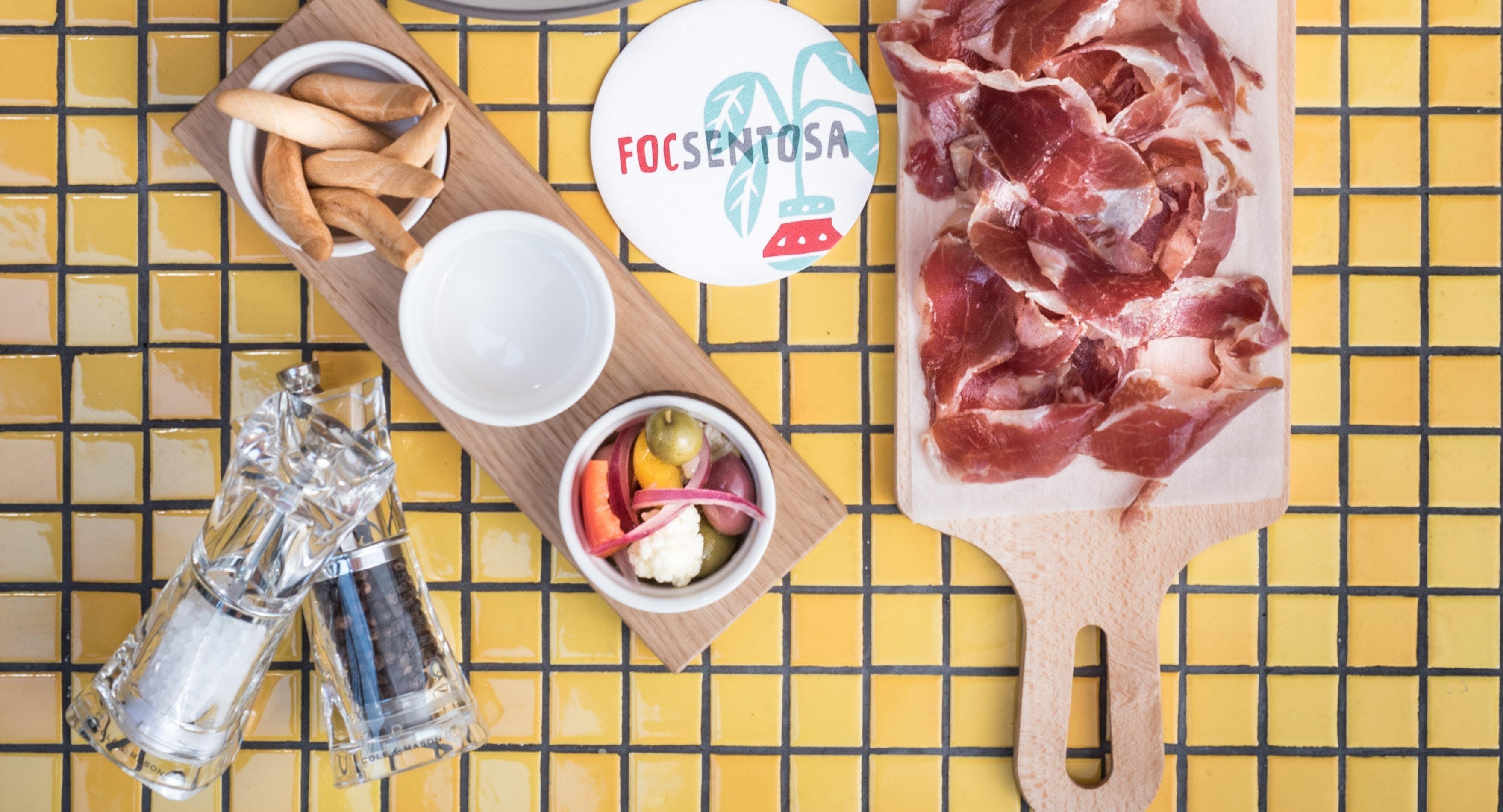FOC Sentosa Restaurant