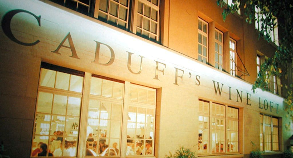 Caduff's Wine Loft Zürich image 1
