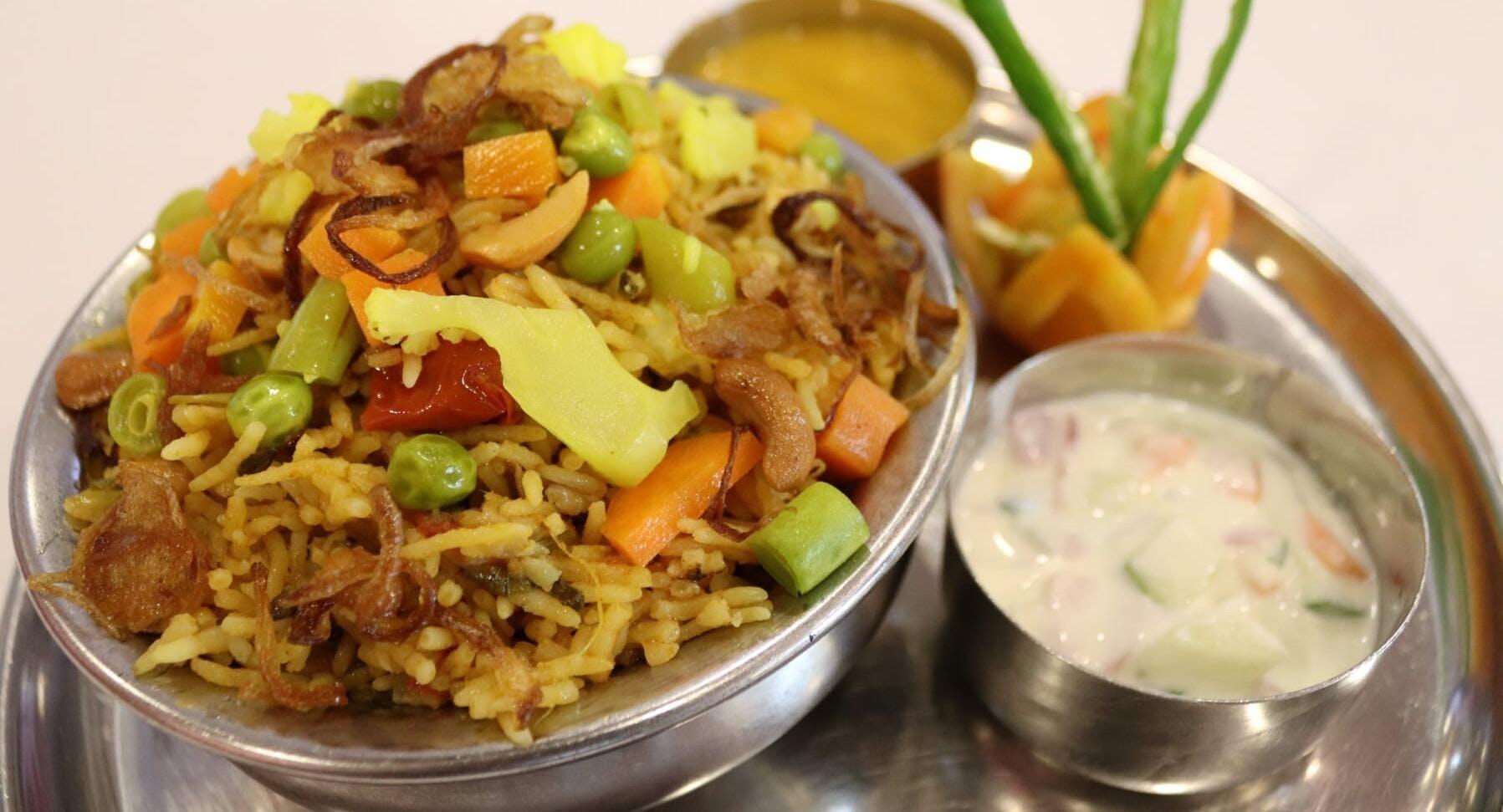 Sangeetha Bhavan Restaurant